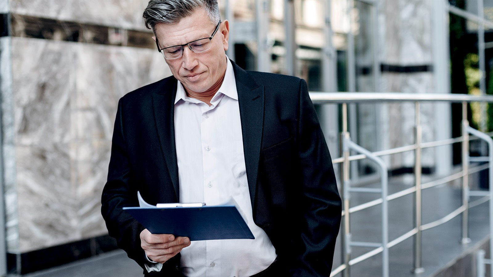 Reorganisation eines internationalen Baustoffherstellers