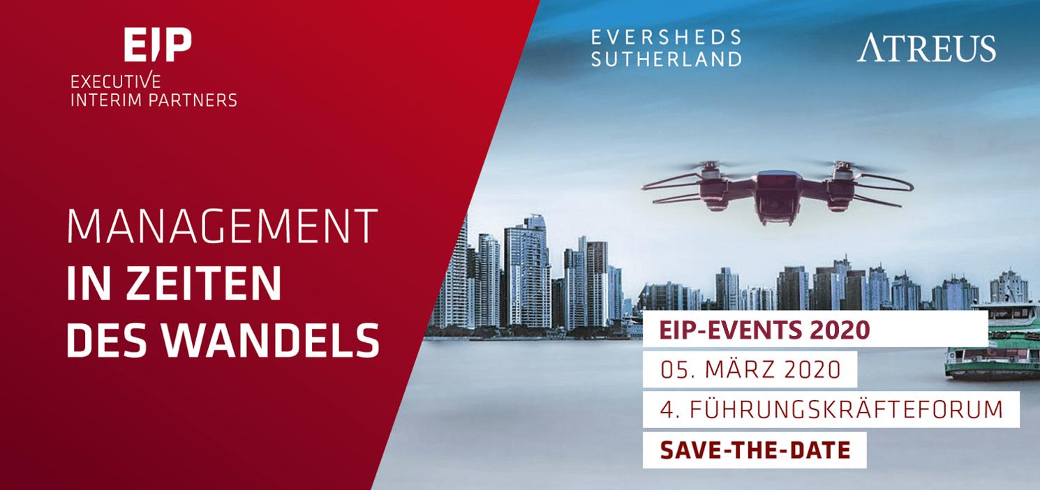 EIP Veranstaltungen 2020
